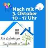 Bad Lauterberger Hausflohmarkt on Tour