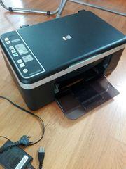 HP Tintenstrahldrucker HP Deskjet F4180