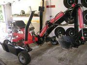 Minibagger Heckbagger Traktor Bagger
