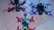 Drohnen Set Fatshark HD3 Taranisxd9