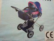 Puppenwagen Kinderpuppenwagen neu City Star