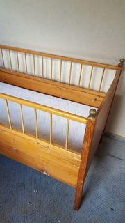 Kinderbett - Weichholz