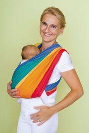 Babytuch - das patentierte Tragetuch ohne