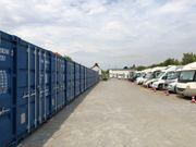 VH Lager Container für Hausrat