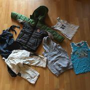Kleiderpaket Winter Junge Größe 92