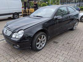Mercedes-Teile - SCHLACHTFEST-TEILE-MERCEDES C-KLASSE Sportcoupe CL203 C