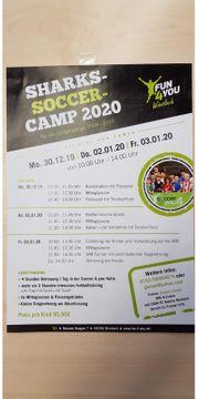 Kinderfussballcamp im Soccer-4-You in Wiesloch