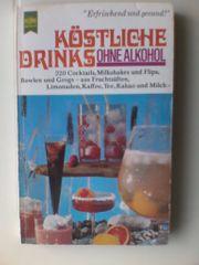 Köstliche Drinks ohne Alkohol - Heyne Bücher