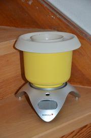 Waage Küchenwaage mit Rührschüssel Tupperware