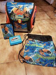 Dinosaurier Scout Schulranzen mit