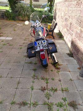 Motorrad: Kleinanzeigen aus Karlsruhe Weiherfeld-Dammerstock - Rubrik Chopper