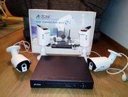 PoE NVR IP Überwachungskamera 4