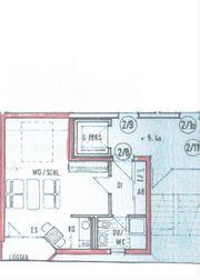 Kapitalanlage 1 Zimmer Eigentumswohnung Neckargemünd