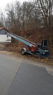 SDAH Arbeitsmaschine Bauaufzug
