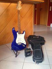Fender Squier Strat E Gitarre