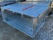 50 Aluminium Gerüst Rahmen Alu