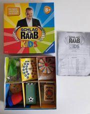 Schlag den Raab Kids Brettspiel