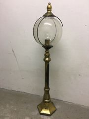Stehlampe Messing