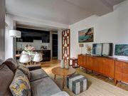 Eine ideal gelegene Wohnung mit