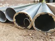Metallsäulen Metallrohr Rundrohr Stahlrohr 2