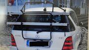 Original Mercedes A-Klasse Fahrradgepäckträger für