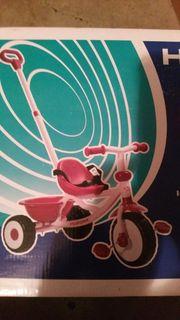 Dreirad von Hudora