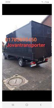 Transport und Umzug Gütersloh