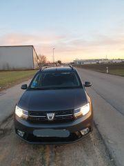 Dacia Logan MCV erst 5