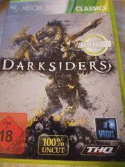 Darksiders Xbox360 Neu keine Kratzer