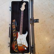 wunderschöne Original American Fender Stratocaster