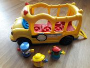 Fisher Price Little People Bus