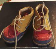 Schuhe Halbschuhe Gr 20 v