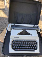 Schreibmaschine SIGMA