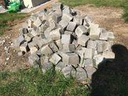 Granit Pflastersteine ca 3 qm
