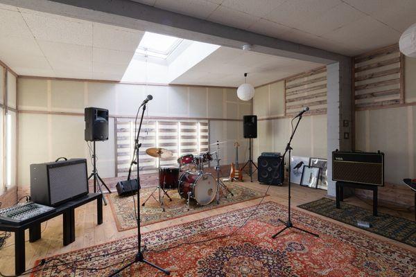 Sing Sing Studio - 5 gedämmte