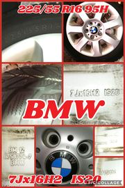 BMW orig Alu Winterräder Komplett