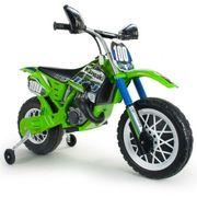Kawasaki Kindermotorrad - 6V grün