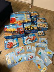 Playmobil riesiges Baustellenset mit viel