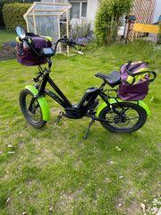 E-Bike Corratec Life S inkl