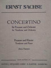 Klaviernoten Pianobuch Orgelheft Ernst Sachse