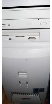 original Compaq Desktop Pro zu