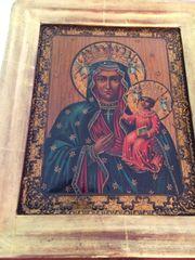 Schwarze Madonna von Tschenstochau Altar