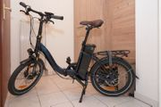 NCM Paris 20 E-Bike Klapprad