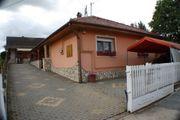 Ungarn Kleines Haus Südseite Balaton