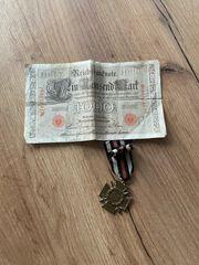 Reichsbanknote 1000 Mark 1910 WK1