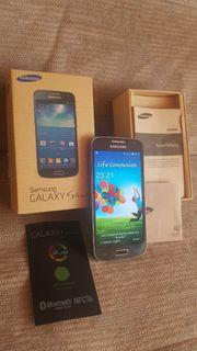Samsung Galaxy S4 Mini schwarz