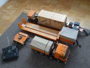 Wedico MB Schwerlastzugmaschine 4 Achser