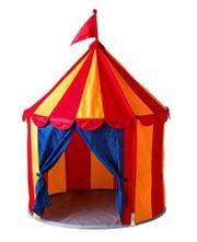 Ikea Kinderspielzelt Cirkustält
