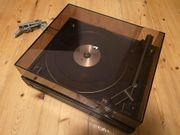 Alter Vintage Plattenspieler Perpetuum-Ebner 3010