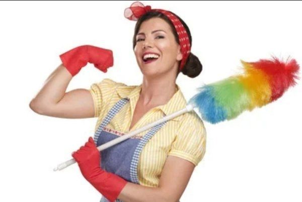 Ich suche Arbeit als Reinigungskraft